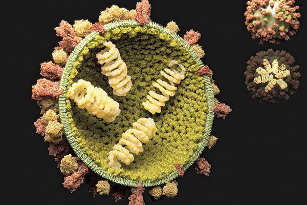 Российская наука продвинется вперед, появится эффективное лекарство от гриппа