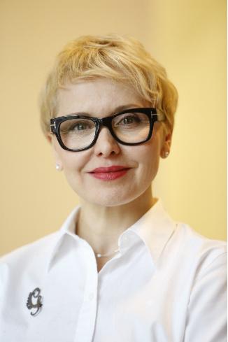 Наталья Станевич, официальный визажист Guerlain