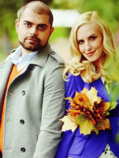 Илья и Ольга Гажиенко