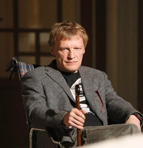 Алексей Серебряков в образе доктора Рихтера