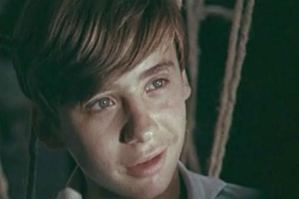Антон Табаков в роли Тимура (1976 год)