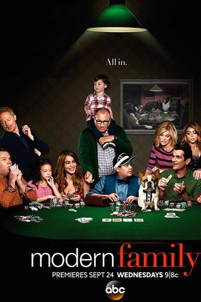 Постер сериала «Американская семейка»