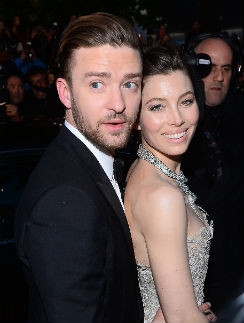 Мистер и миссис Тимберлейк