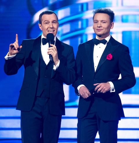 Игорь Верник и Александр Олешко стали ведущими нового сезона шоу «Один в один»