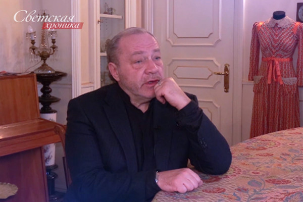 Сергей Сенин сохранил многие вещи звезды