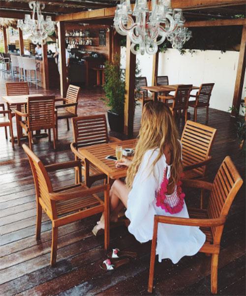 Свой день рождения Алена Водонаева отметила тихо