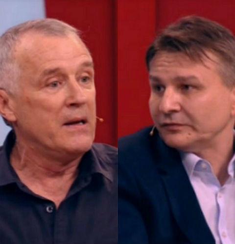 Аркадий Дымов и Дмитрий Смелов