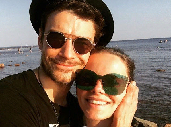 Скоро пара вновь станет родителями