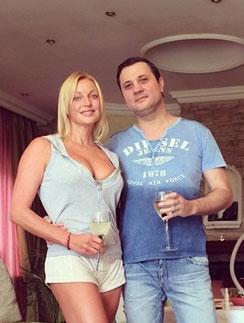 Анастасия и ее добрый друг Бахтияр Салимов