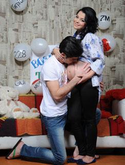 Тигран и Юля