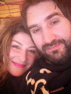 Жанна Бадоева и Василий живут в полной гармонии