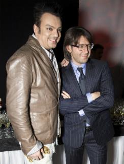 Филипп Киркоров и Андрей Малахов, 2010 год.