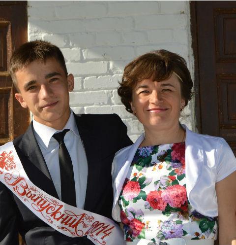 Сергей и Ольга Семеновы