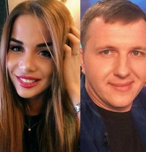 Александра Гозиас и Илья Яббаров