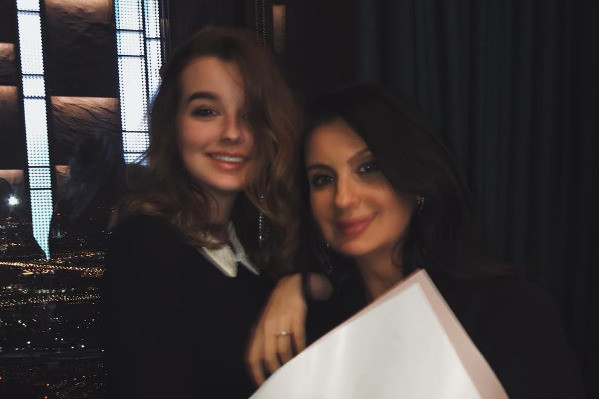 Александра и Екатерина Стриженовы