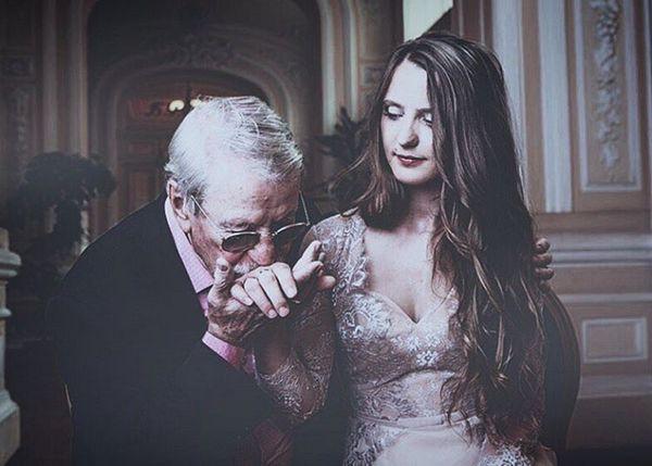 Свадьба Ивана Краско и Натальи Шевель состоялась в сентябре 2015 годаСвадьба Ивана Краско и Натальи Шевель состоялась в сентябре 2015 года