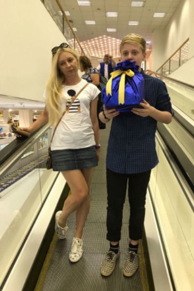 Юлия и Глеб хорошо ладят друг с другом