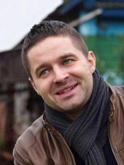 Сергей Волчков очень привязан к жене