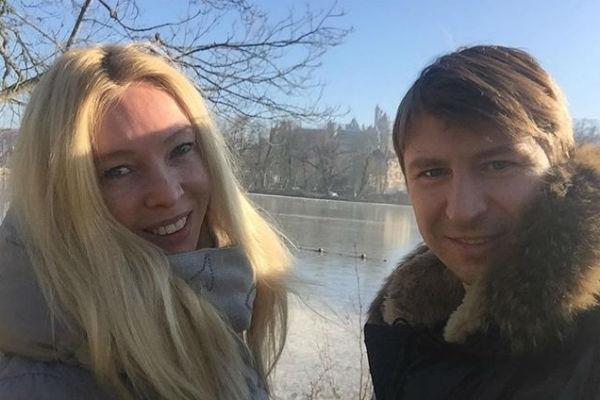 Алексей и Татьяна недавно официально заключили союз