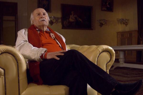 Зельдин обрел статус легенды отечественного кино