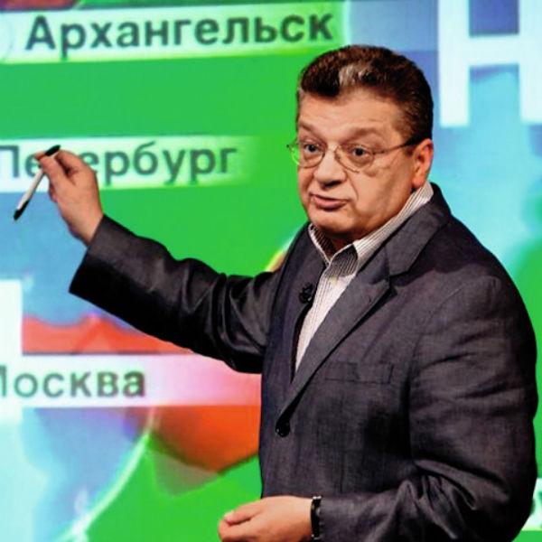 Беляев готовится вернуться на телевидение