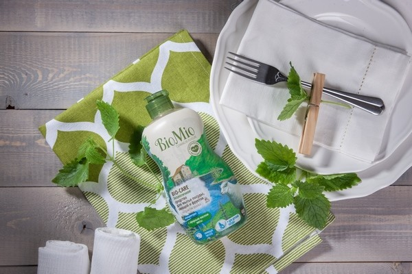 Экологичность всех продуктов BioMio подтверждена сертификатом «Листок жизни»