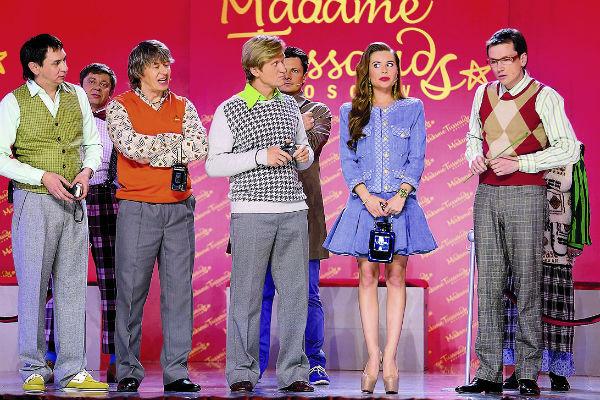 Коллеги по шоу «Уральские пельмени» первыми поздравили Вячеслава с пополнением