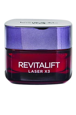 L'Oreal Paris Крем для лица Revitalift Laser X3, 599 руб.
