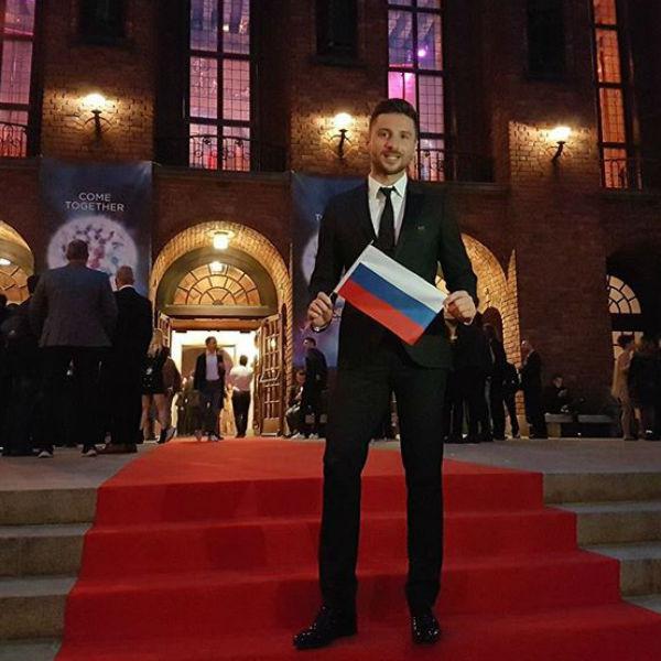 Сергей Лазарев покоряет вершину «Евровидения»