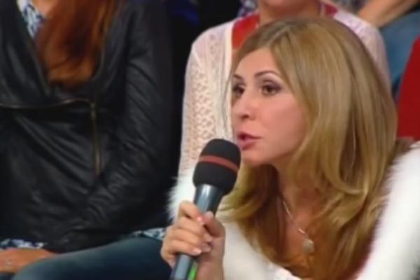 Ирина Агибалова поддержала жесткий метод воспитания Никаса Сафронова