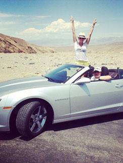 Полина и Дмитрий Дибровы путешествуют по США