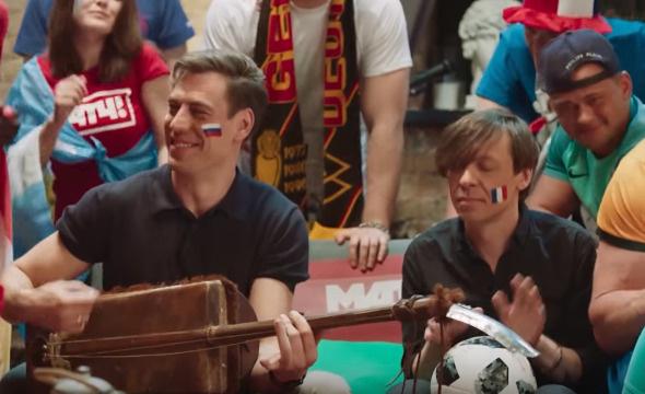 Дмитрий Дюжев также стал частью клипа