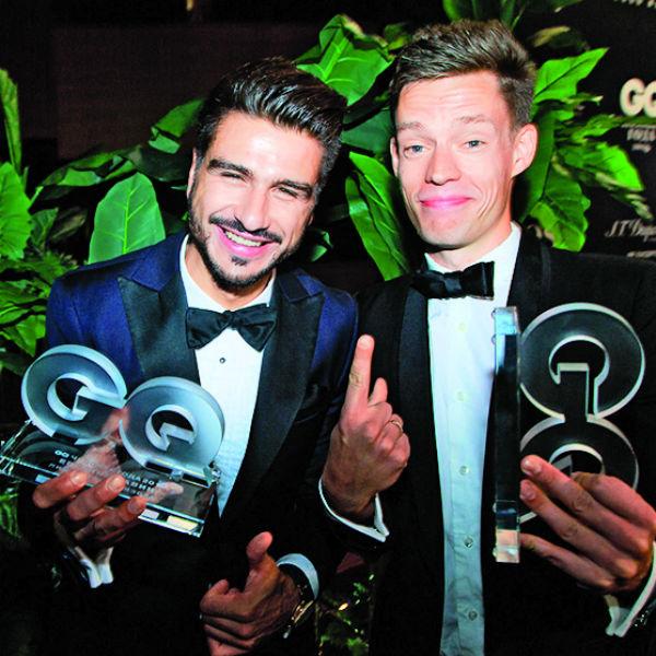 Евгений и Юрий стали победителями в номинации «Лицо из ТВ»