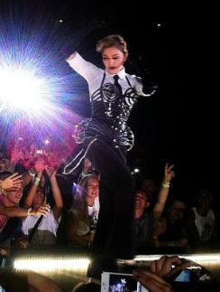 Мадонна в знаменитом корсете от Жан-Поль Готье