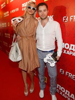 Виталий Гогунский с женой Анной