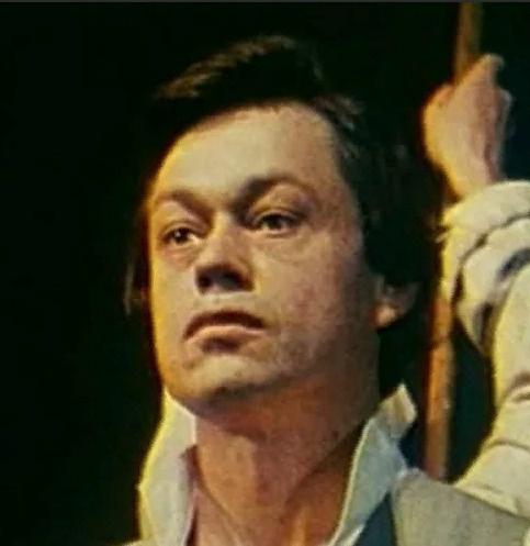 Николай Караченцов в картине «Юнона и Авось»