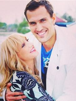 Кристина и Михаил вместе уже много лет
