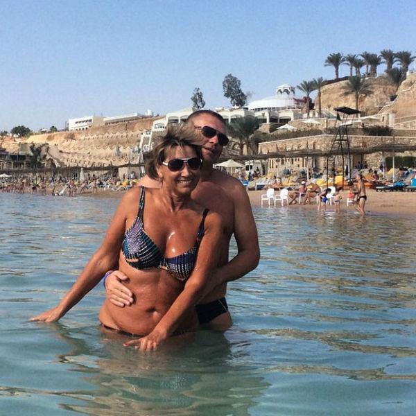 Лариса Копенкина делала все возможное, чтобы забыть молодого мужа
