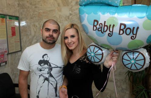 В феврале 2012 года Илья и Ольга Гажиенко встречали из роддома Юлию Колисниченко, а теперь скоро сами станут родителями