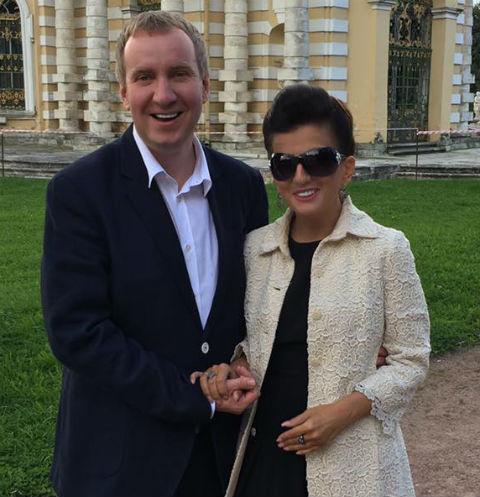 Петр Кучеренко и Диана Гурцкая