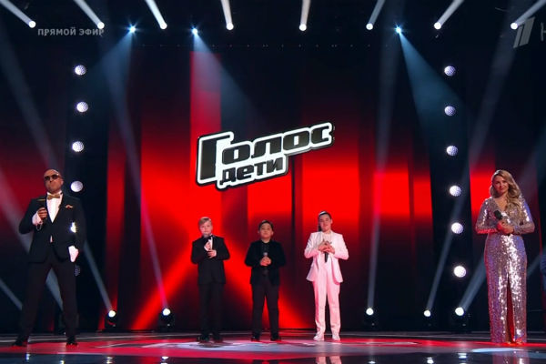 В финале осталось трое участников