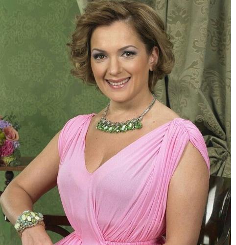 Марию Порошину называют олицетворением русской красоты