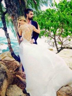 Сфотографироваться в свадебном платье