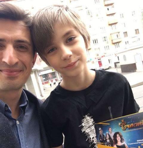 Алексей Лемар и Оскар