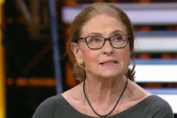 Людмила Зайцева исполнила роль матери Веры