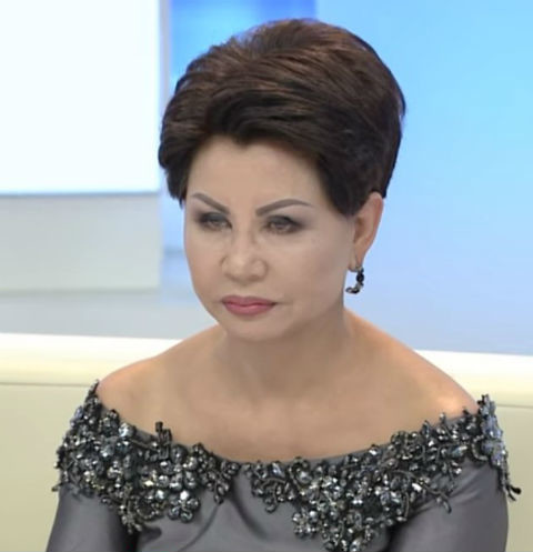 Роза Рымбаева