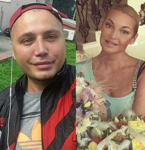 Рустам Солнцев и Анастасия Волочкова