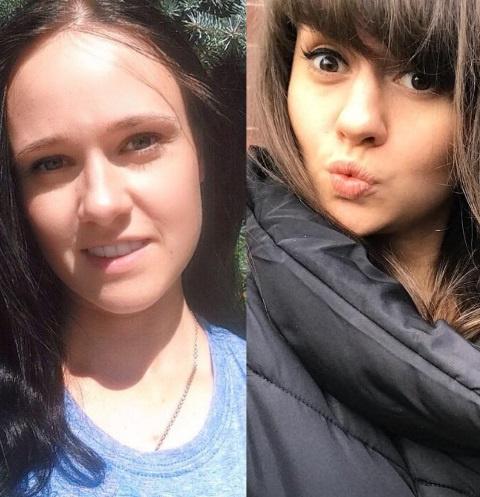 Наталья Мильниченко и Анна Руднева