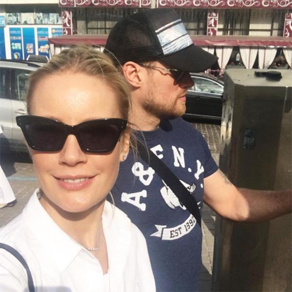 Елена Летучая не так давно начала публиковать совместные снимки со своим будущем мужем Юрием Анашенковым