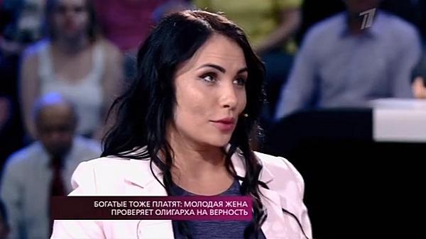 Анастасия, помощница Евгения Самусенко